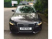 PCO AUDI A4 2011 FOR RENT
