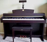 Yamaha Clavinova CLP-240 Digital Piano