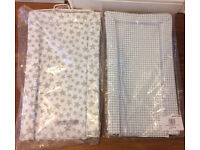 Brand new baby changing mats
