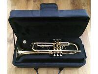 Trumpet, thomann B-Flat TR-200