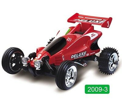 1:52 Remote Control Car Mini RC KART Racing BUGGY -  color RED US Seller ()