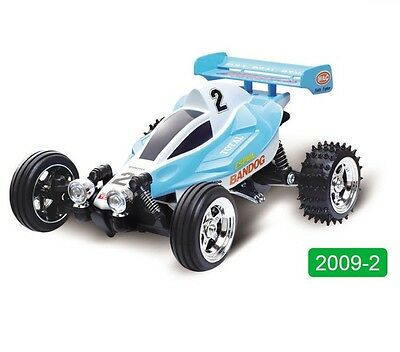 1:52 Remote Control Car Mini RC KART Racing BUGGY - Color BLUE - US Seller Electric Remote Control Race Buggy