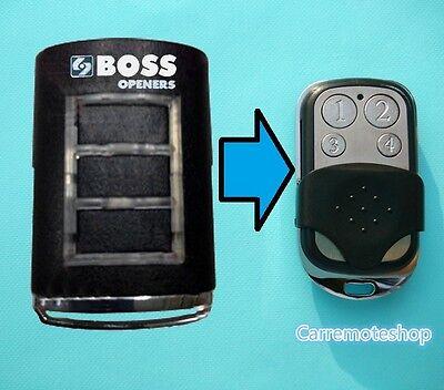Boss  BHT3 bht-3 ht 3 BOSS 6 Bol4 Bol6 OL4 RD11 Garage Door Remote 433MHz
