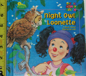 The Big Comfy Couch Night Owl Loonette Book London Ontario image 1