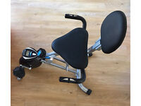 Sit down exercise bike