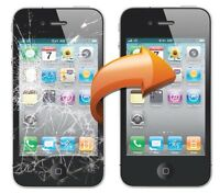 iPhone 4,4S Screen Replacement   35$