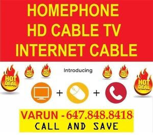 $39 UNLIMITED CABLE INTERNET ! INTERNET CABLE TV PHONE IPTV