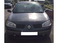 Renault megane estate 1.9 DCI