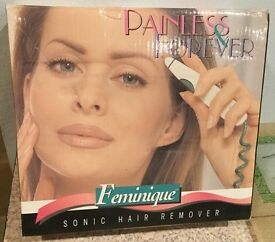 Sonic Hair Remover