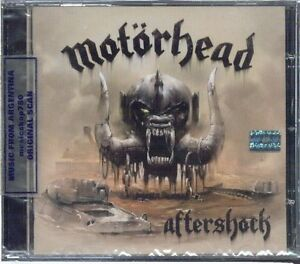 MOTORHEAD-AFTERSHOCK-SEALED-CD-NEW