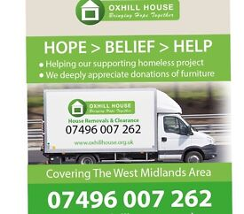 HOMELESS (SUPPORT & HELP) DONATE FURNITURE