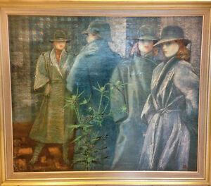 search art and collectibles painting