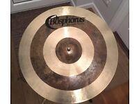 "Bosphorus Antique 18"" Medium Thin Crash Cymbal"