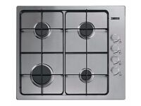 Zanussi ZGG62414SA Built-in Hob. New, still in manufacturers wrapper