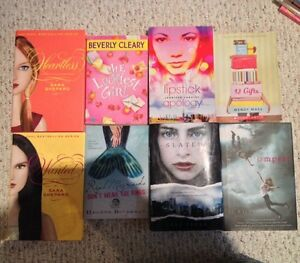 Lot of 6 Young Adult Novels