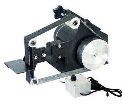 Ce 220v Mini Belt Sander Bench Grinder Diy Polishing Grinding Machine 7500rpm