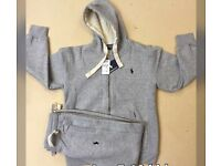 Kids children Ralph Lauren tracksuits