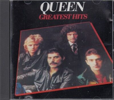 Queen - Greatest Hits CD Remastered Best Of FASTPOST