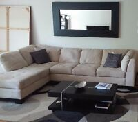 Entire living room set for sale (great condition)