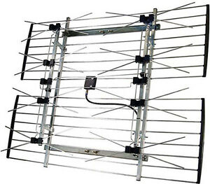 Channel Master 4228 antenna up to 40 channels free!