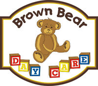 Brown Bear Day Care has 3 Toddler Spaces