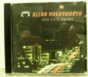 Alan Holdsworth - Live Rare CD