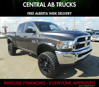 2014 Ram 2500 ''CUSTOM BUILD''  WE FINANCE EVERYONE''