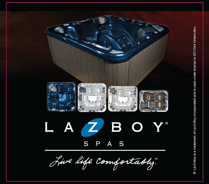 La z boy spas hot tubs hot tubs pools red deer kijiji publicscrutiny Choice Image