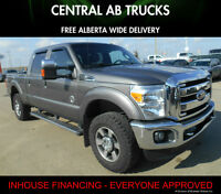 2011 Ford F-350 Lariat ''WE FINANCE EVERYONE''