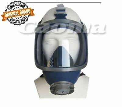 Full Mask Israeli Gas Mask W Genuine Military Sealed Filter Full Nbc