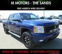 2012 Chevrolet Silverado 1500 LTZ ''WE FINANCE EVERYONE''