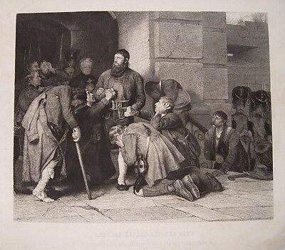 Franz Defregger Andreas Hofer Tirol Freiheitskämpfer zu Mantua in Banden Mantova