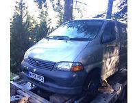 Toyota hiace vans wanted diesel