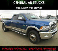 2010 Dodge Power Ram 3500 Laramie ''WE FINANCE EVERYONE''
