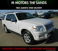 2010 Ford Explorer XLT V8 '' WE FINANCE EVERYONE''