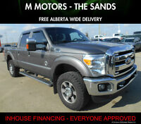 2011 Ford F-350 Lariat Diesel ''WE FINANCE EVERYONE''
