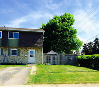 RARE FIND FREEHOLD Townhouse for sale in Woodstock $157,900