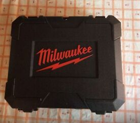 MILWAUKEE BRAND NEW EMPTY CASE FOR SALE