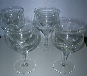 Shrimp Cocktail glasses set of 4 Oakville / Halton Region Toronto (GTA) image 2