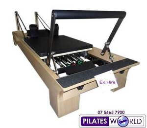 PILATES HEALTH EQUIPMENT REFORMER  (AS NEW) Helensvale Gold Coast North Preview