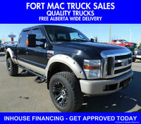 2008 Ford F-350 King Ranch **SIMPLE, APPROVED**