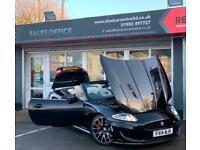 2014 Jaguar XK 5.0 V8 Supercharged Dynamic R Auto CONVERTIBLE Petrol Automatic