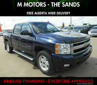 2010 Chevrolet Silverado 1500 LTZ ''WE FINANCE EVERYONE''