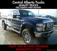 2008 Ford F-350 Lariat diesel ''WE FINANCE EVERYONE''
