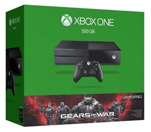 BRAND NEW Xbox One 500GB Gears of War Ultimate - Bundle Edition