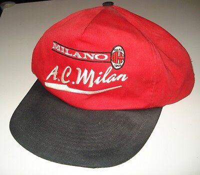 AC Milan / AC Mailand Basecap / Cap / Mütze