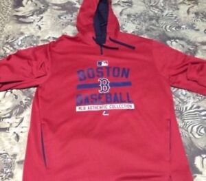 Boston Red Sox Baseball Hoodie!