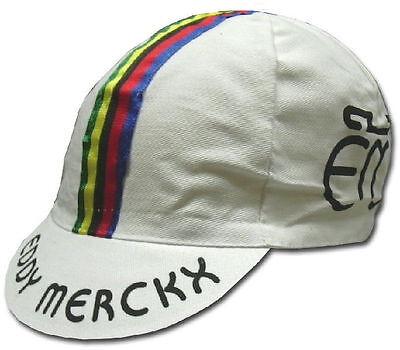 Merckx Jacques Topsport pro team cycling cap cotton