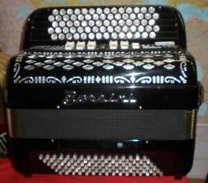 borsini 5 row button accordion pianos keyboards edmonton kijiji. Black Bedroom Furniture Sets. Home Design Ideas