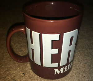 Huge HERSHEY'S MILK CHOCOLATE COFFEE/COCOA MUG (30oz)